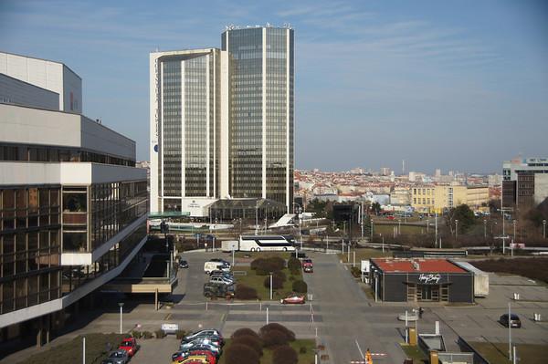 Holiday Inn - Prague Congress