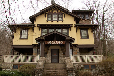 Indian Steps Museum, PA