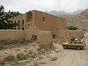 mud house Abbas Abat (NW of Natanz )