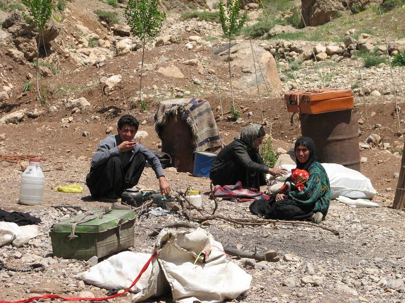 trekking nomads