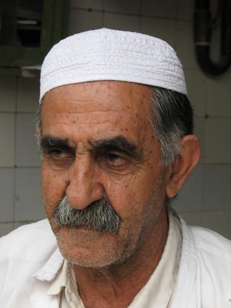 the boss of the bakery (Khorramabad)