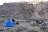 campground (near the fish farm (trout) of the village Kikuran)