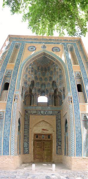 Jamii mosque ( Natanz)