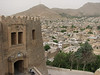 Falak-ol-Aflak and underneath the city (Khorramabad)