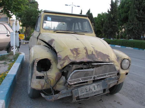 good car (Esfahan)