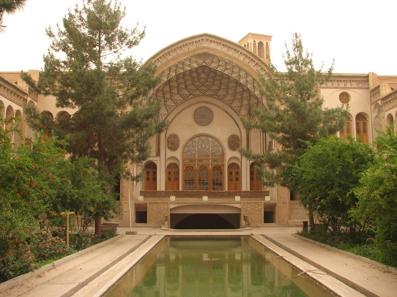 Ameriha historical houses (Kashan)
