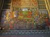 historical fresco (Chehel Sotun Palace, Esfahan)