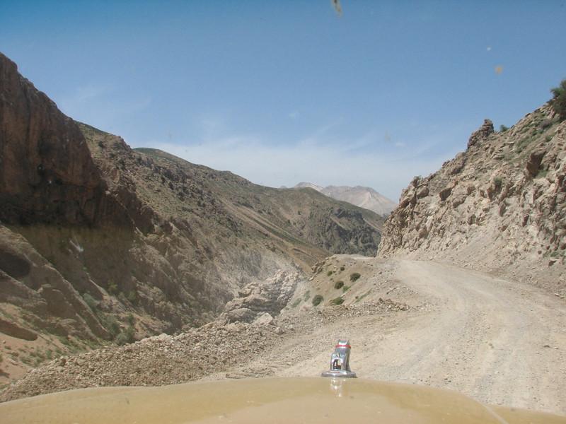 on the way (Zagros mountains)