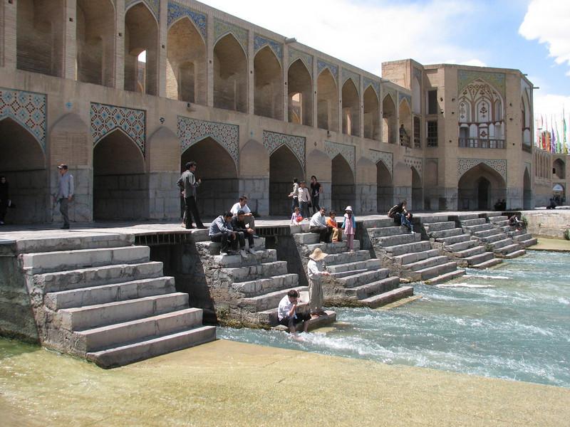 Khaju bridge (Esfahan)