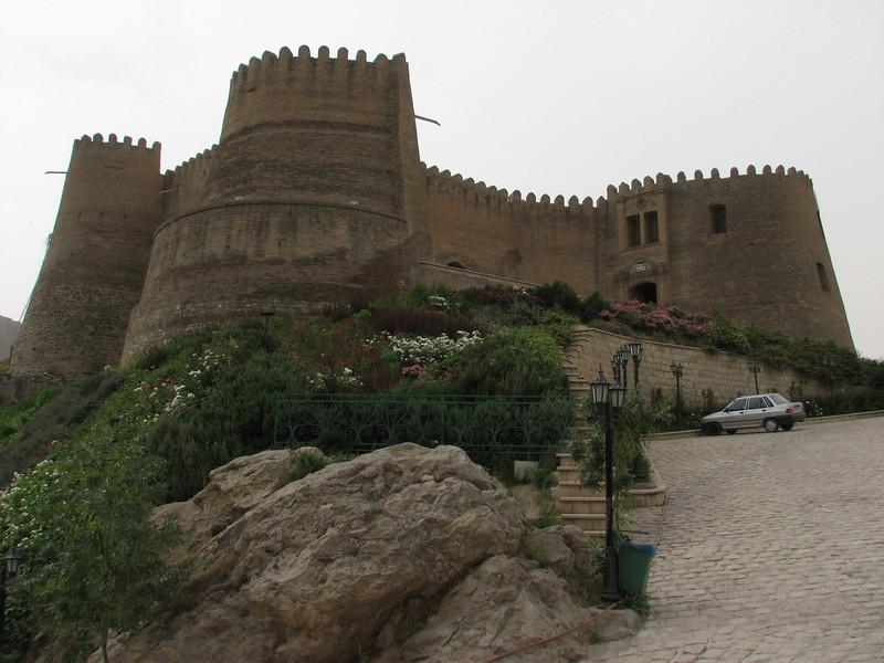 Falak-ol-Aflak in Khorramabad (ethnographic museum of Lurish life)
