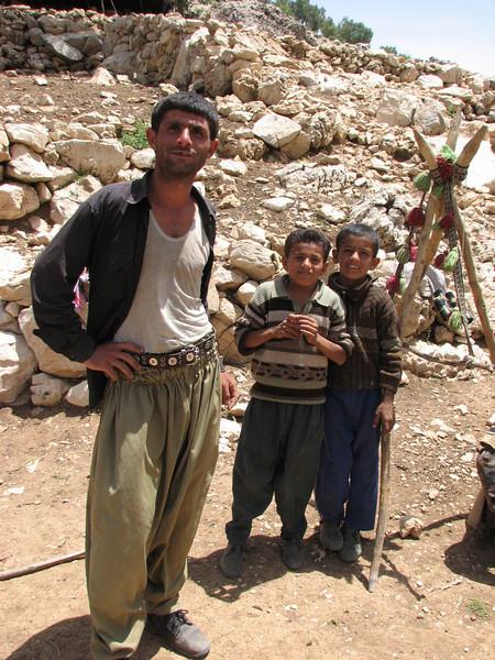 Nomads (Bazoft valley)