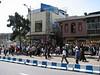 street scene in center of Tehran