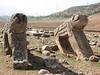 old grave stones ( Lion figure ) (Bazoft valley)