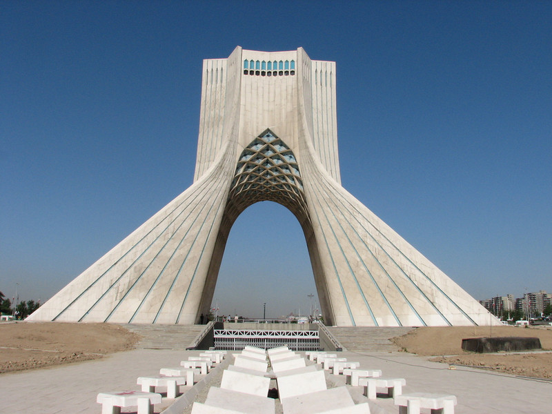 Azadi Monument Tehran