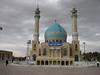 highway mosque  (near Tehran)