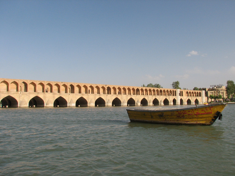 Si-o-Seh bridge (Esfahan)