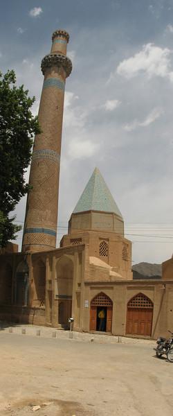Jamii mosque (Natanz SE of Kashan)