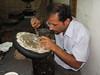 silversmith  (handy craftsmen Esfahan)