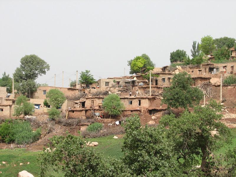 Lorestan village