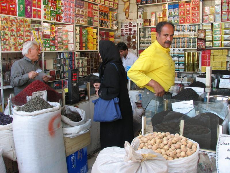 spices/herbs (Tehran Bazaar)