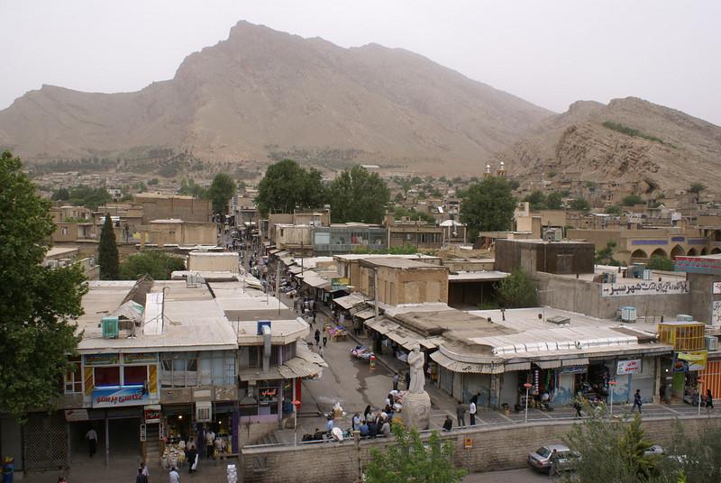 Center of Khorramabad