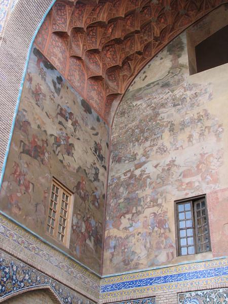 Qeysarieh Portal (Nash-E Jahan (Imam square) Esfahan)
