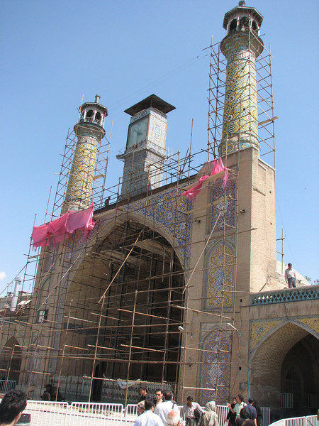Mosque (Tehran )