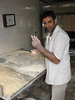 baker in the bakery (Khorramabad)