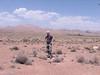 in the desert (Tehran - Qom)