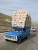 special transport (near Tehran, Elburz, N.Iran)