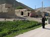 mud houses (Koppe Dag mountains NE Iran)