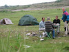 campsite near the river May 8th - 9th (Qaem shar, Elburz, N.Iran)