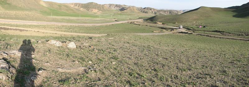 camp April 29-30th (Koppe Dag mountains NE Iran)