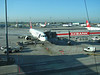 May 10thIstanbul airport, flights: Tehran - Istanbul - Brussels