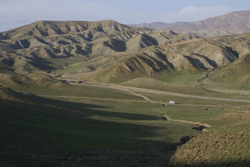 Koppe Dag mountains NE Iran (camp April 29-30th)