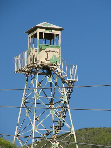 observation post (Iran, Azarbayjan-e-Gharqi, mountains NE of Mardanqayem, border Iran-Armenia (16)