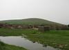 kurdish houses (Iran, Azarbayjan-e-Gharbi, 15km SW of Shahin Dezh(28)