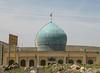 mosque (Iran, Azarbayjan-e-Gharqi, near Aqa baba Faramarz)
