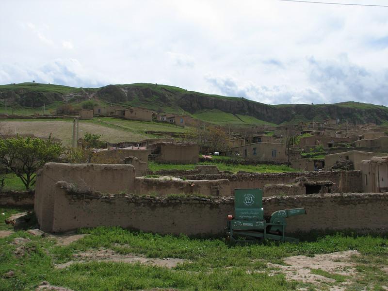 farmer village (Iran, Azarbayjan-e-Gharqi, mountains NW of Kharvanaq (19)