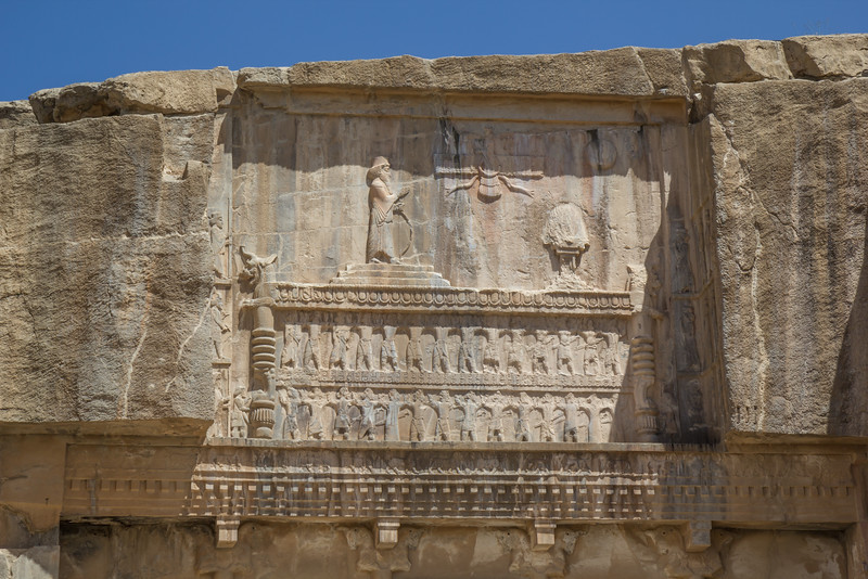 Tomb of King Artaxerxes III, Persepolis
