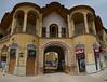 Built in Shiraz style
