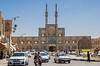 Amir Chakhmaq Square with Amir Chakhmaq Complex
