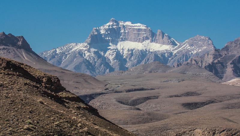 Shir kuh summit 4055m