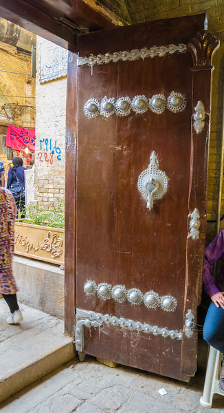 Entrance women-gate, Vakil Bazaar