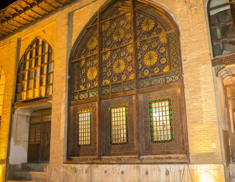 The Karim Khan Castle