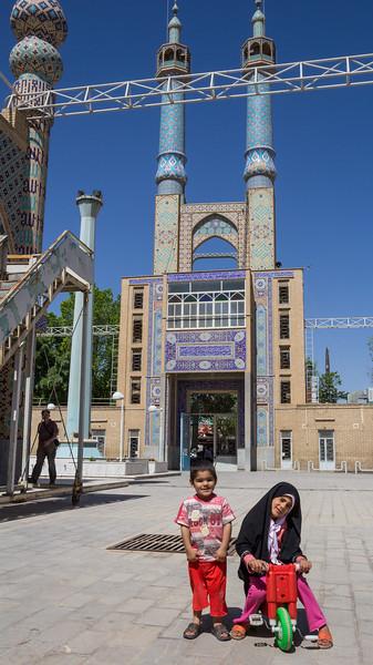 Masjid-I Jami (Mosque)