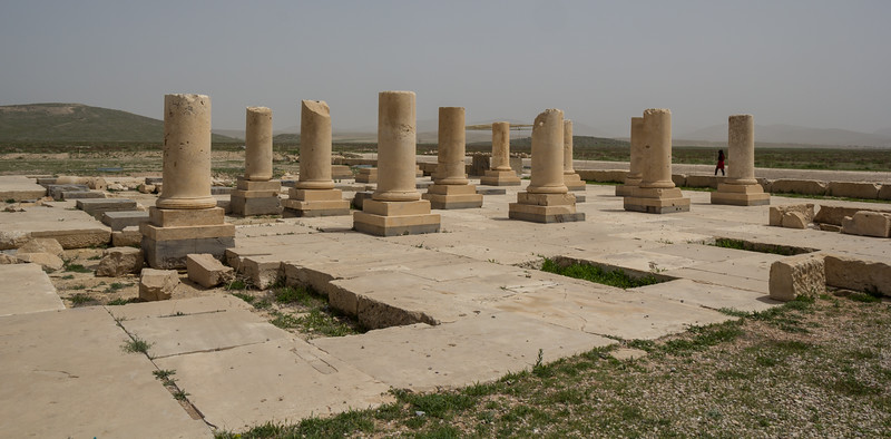 Private Palace of Cyrus the Great