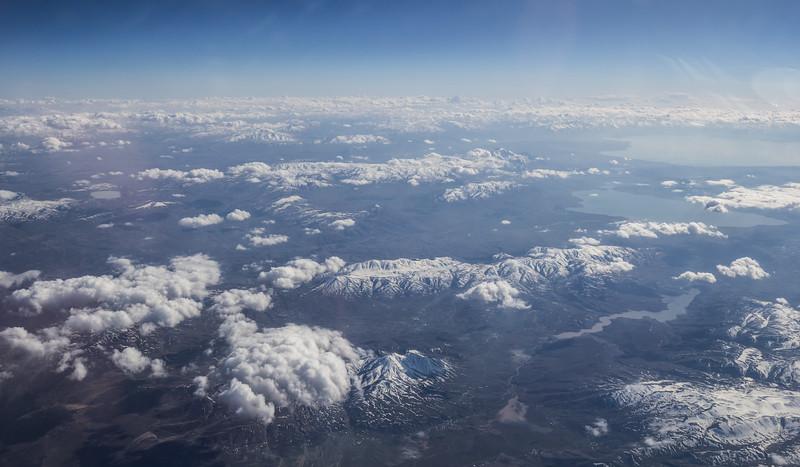 flight Tehran-Istanbul