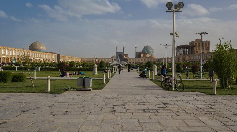 Naqsh-e Jahan Square or Imam Square