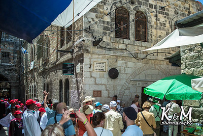 2017-05-25 (2) Way of the Cross, Church of the Holy Sepulcher (18 of 46)